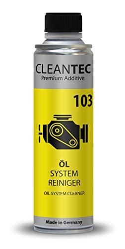 CleanTEC 103 Motorspühlung Motorreinigungs Additiv Ölschlammspülung beim Ölwechsel Engine Flush 300ml