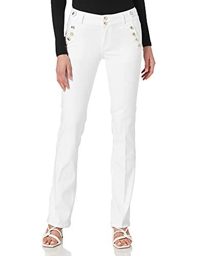 Morgan Denim Bootcut Pfarah Jeans para Mujer