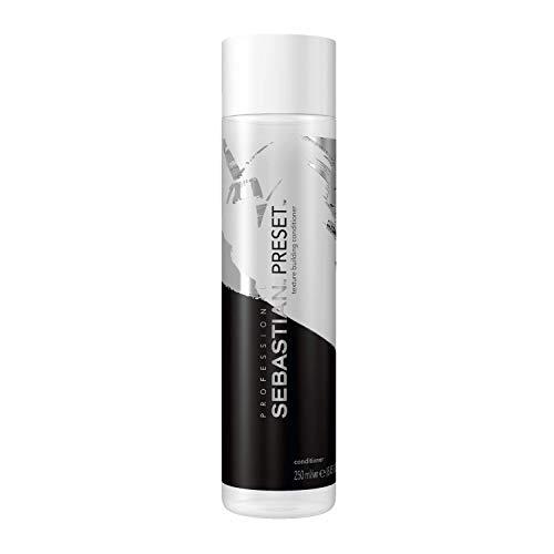 Sebastian Hello Effortless Preset Conditioner 250 ml Texturverleihender Conditioner mit Hitzeschutz