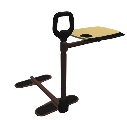 activera Sofagriff und Mobile Aufstehhilfe mit Beistelltisch inkl. schwenkbarem Tablett für Sofa und Couch