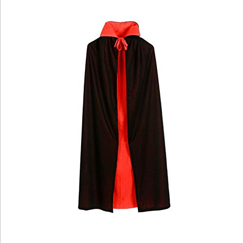Learn More About YYH Halloween Cloak Double Faced Witch Party Reversible Hooded Vampire Cloak Unisex...