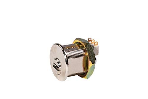 Cilindro de seguridad eléctrico M5E