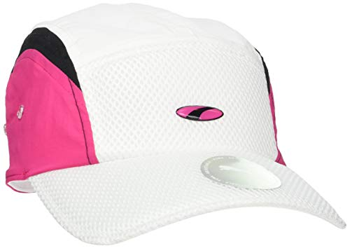 Puma 22351, Cappello Unisex – Adulto, White/Fuchsia Purple, Taglia Unica