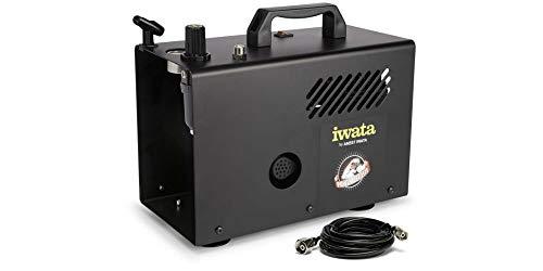 Compresor silencioso Iwata IS-925 POWER JET LITE para aerografo