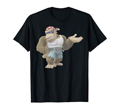 Nintendo Donkey Kong Country Funky Kong Simple T-Shirt