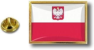 Spilla Pin pin's Spille spilletta Giacca Bandiera Distintivo Badge Polonia r2