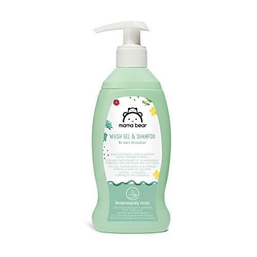 Amazon-Marke: Mama Bear Baby-Waschgel & Shampoo (Keine-Tränen-Formel), 200ml