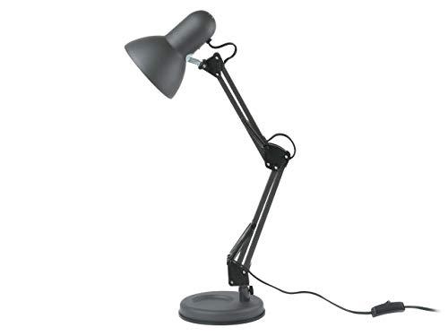 Leitmotiv bureaulamp Hobby zwart LM672