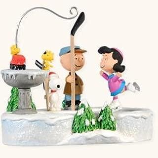 Hallmark 2008 Peanuts on Ice