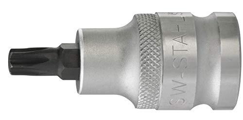 SW-Stahl Pièces Profil T Douille T40 x 53 12,5 mm, 1/2 Entraînement Courte, 05244sb