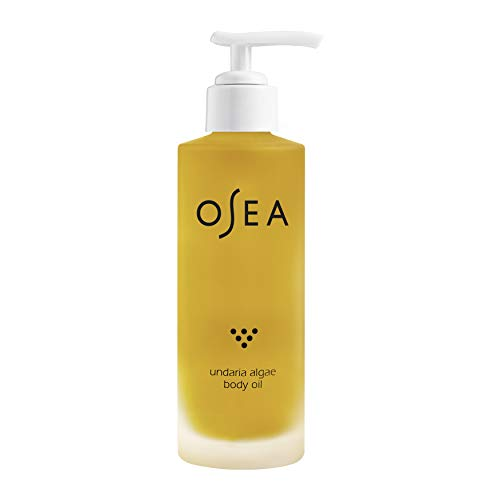 OSEA Undaria Algae Oil 5 oz | Organic Seaweed Firming Body Oil | Lightweight & Non-Greasy Anti-Aging Moisturizer | Clean Beauty Skincare | Vegan & Cruelty-Free