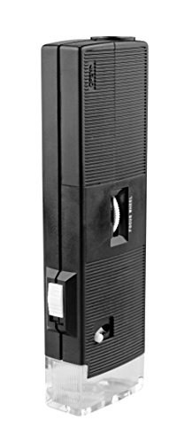 SE 30x LED-Illuminated Pocket Microscope with Focus Wheel - MW10084