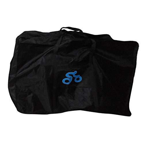 menolana 26-29 inch Folding Bike Bag - Premium Bicycle Travel Case Outdoors Bike Transport Bag for Cars Train Air Travel - Wear Resistant and Waterproof