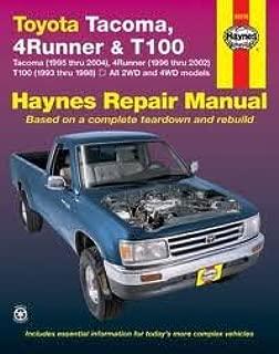 Best 2007 4runner service manual Reviews