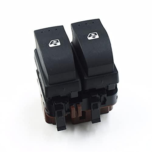 Interruptor de Ventana de Coche para Renault Espace IV Megane MK II Scenic IIOE: 8200315040, 8200315 040, botón Elevador de Interruptor de Ventana de Control de energía Delantero Izquierdo