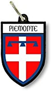 Portachiavi uomo donna auto moto Bandiera citta stemma italia