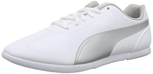 Puma Damen Modern Soleil SL Sneaker, Weiß (White Silver 01), 39 EU