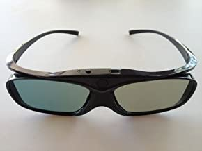 3D Glasses (ONE) COMPATIBLE with Epson ELPGS03, 3020, 3020e, V11H501020, V11502020, Epson 2030, ELPGS03 , V12H548006, 5020UB, 5020UBe, 6020UB, 6020UBe and other XX20, XX30 series models