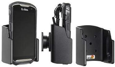 Brodit 511926Car Passive Holder Black–Stand (Phone/Smartphone, Car, Passive Holder, Black, Clamp Mount, Zebra TC56)