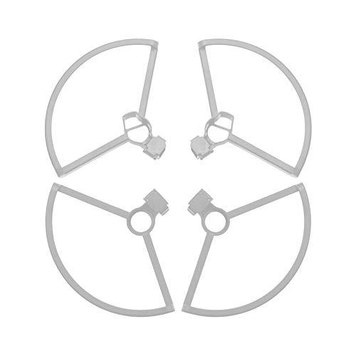 DJFEI Mavic Mini 2 Protezione Eliche, Puntelli a Sgancio Rapido Protezione Lama Anti Collisione per DJI Mavic Mini 2, Mavic Mini 2 Protezione dellelica (Grigio)