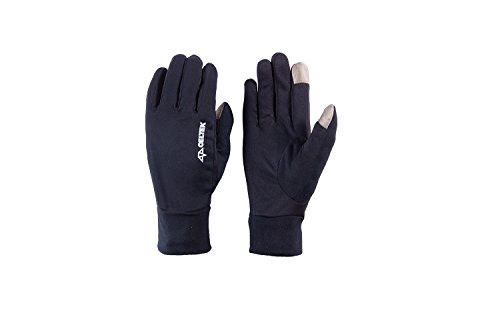 CELTEK Postman Touchscreen Glove, Large, Black
