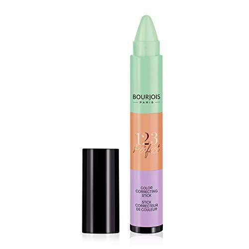 Bourjois, Maquillaje corrector (Ojeras, Rojeces, Piel Apagada) - 2.4 gr
