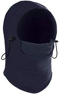 6-in-1 Multi Functional Balaclava Ski Face Mask-Thermal Scarf-Fleece Face Winter Hat