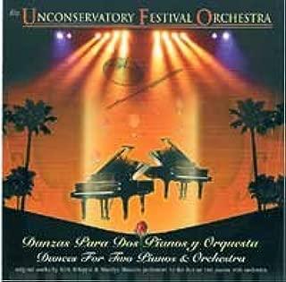 Danzas Para Dos Pianos Y Orquestra