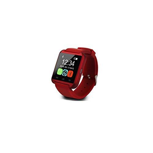 GHX Reloj Inteligente U80 Desgaste Inteligente u8 Reloj Bluetooth Desgaste altitud Deportes Paso,A