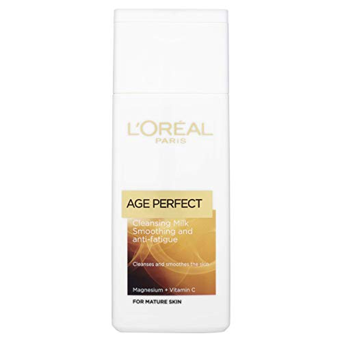 L'Oreal Paris Age Perfect Smoothing & Anti Fatigue Vitamin C Cleansing Milk 200 ml