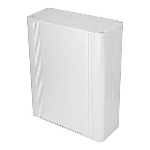 Aluminiumzubehör Wärmeableitungsbox Elektronische Kühlgehäuselegierung 1,5 * 3,5 * 4,3 Zoll Wärmeableitung für Aluminiumbox