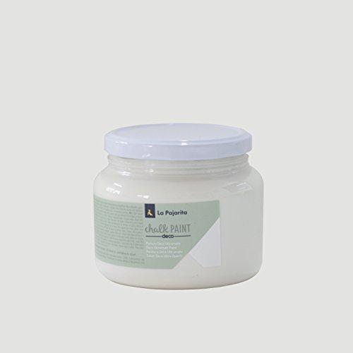 La Pajarita Chalk Paint Pintura Tiza Flor de Jazmín , 500 ml