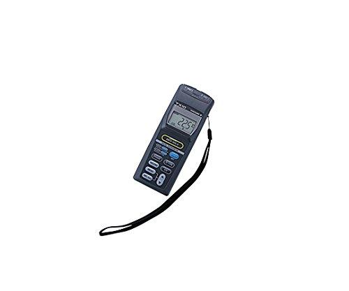 デジタル温度計(2ch多機能タイプ) 校正証明書付 TX10-03
