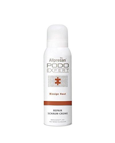 Allpresan PODOEXPERT Repair Schaum Creme Rissige Haut, 125 ml