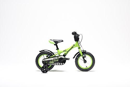 Kawasaki Ninja, Niños, Verde, 16\'\'