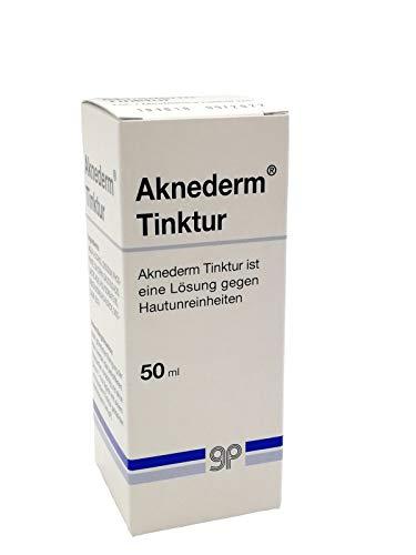 AKNEDERM Tinktur, 50 ml