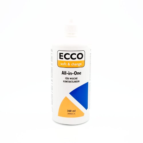 Ecco, Soft & Change All-in-One - 360ml