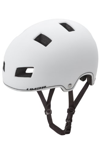 Limar Fahrradhelm 720 Grad Free Ride Radhelm, Matt White, L (57-62 cm)