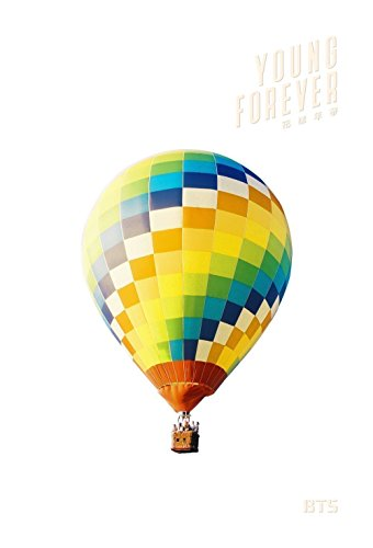 BigHit Bts Bangtan Boys - Young Forever [Day Ver.] Cd+On Pack Poster+Extra Photocards Set