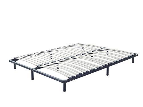Beliani Freistehender Lattenrost für alle Betten 160x200 cm
