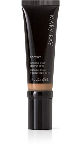 Mary Kay CC Cream Sunscreen Broad Spectrum SPF 15 ~ Light to Medium by Mary Kay