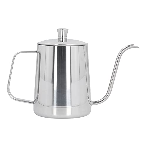 BOLORAMO Hervidor De Té Pequeño, Tetera De Vertido Preciso Seguro De Usar para El Hogar para El Café