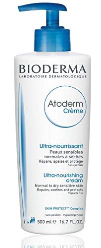Aktiv-Derma Bioderma Atoderm Creme für trockene Haut, 1er pack (1 x 500 ml)