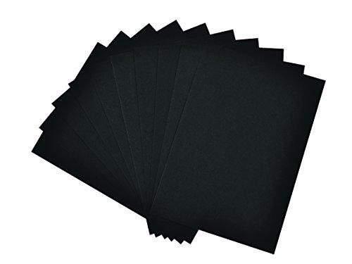 CI Basic A3schwarz Karte Pack, 50Blatt