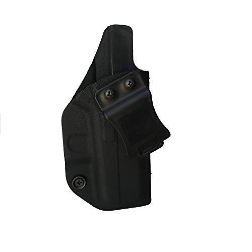 LiQinKeJi8 Cómodo Táctica Oculta Carrera Pistola Pistola Caja de Pistola Caza Holster para Glock 17 22 31 43 43x Herramienta de Funda (Color : For Glock 43)