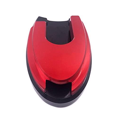 Soporte Lateral para PCX125 para PCX150 Motorcycle CNC Kickstand De Pie Soporte Soporte Placa De Soporte Placa De Soporte Ampliar Soporte Plataformas Chasis Moto (Color : D)