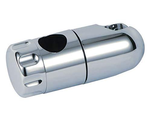 tecuro CLASSIC Ersatzgleiter zu Wandstange Ø 18 mm - verchromt