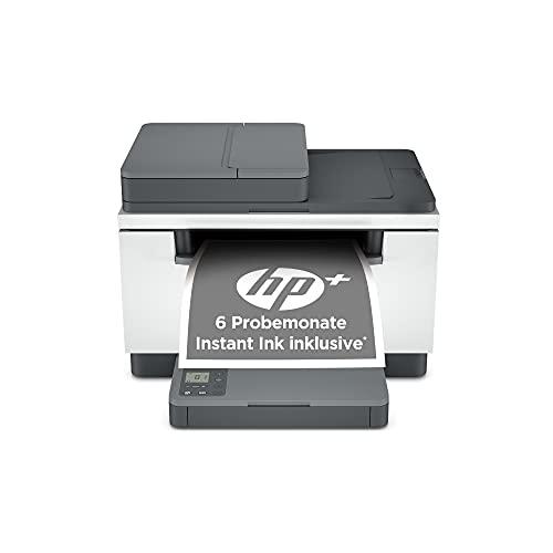 HP LaserJet MFP M234sdwe Multifunktionslaserdrucker (HP+, Drucker, Scanner, Kopierer, Vorlageneinzug, WLAN, LAN, Duplex, Airprint, mit 6 Probemonaten Instant Ink inklusive)