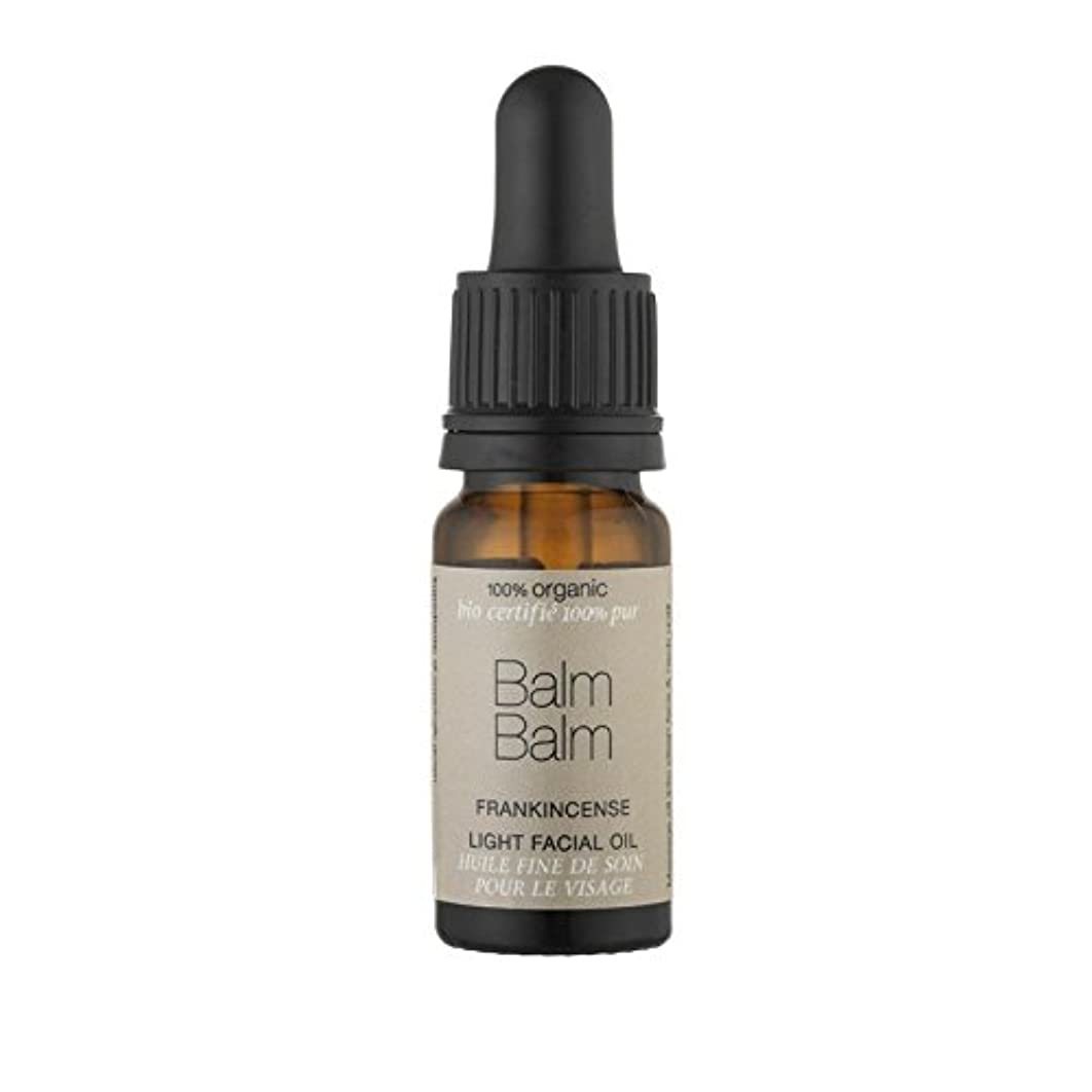 入浴気体の欺Balm Balm Frankincense Organic Light Facial Oil 30ml (Pack of 6) - バームバーム乳香有機光フェイシャルオイル30ミリリットル x6 [並行輸入品]