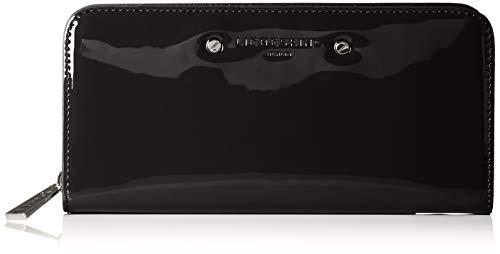Liebeskind Berlin Damen PaSallyH8-Venus Geldbörse, Black, 2x9x19 cm